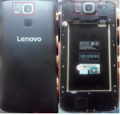 Lenovo S810 Flash File without password