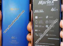 MARLAX MX101 FLASH FILE withot password.