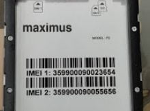 Maximus-P2-Flash-File without password