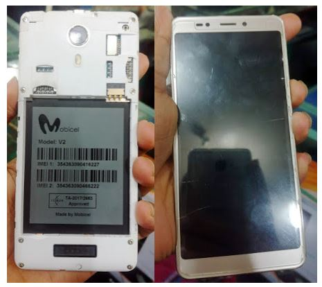 Mobicel V2 Flash File without password