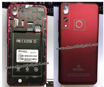 MyCell Alien SX4 Prime flash file without password