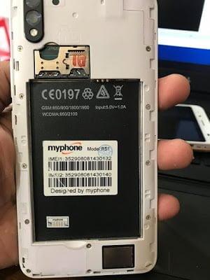 Myphone R51 Flash File,Myphone R51 Firmware,