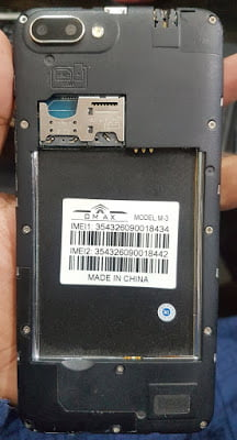 OMAX M3 Flash File Without Password