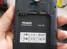 Okapia ione flash file without password