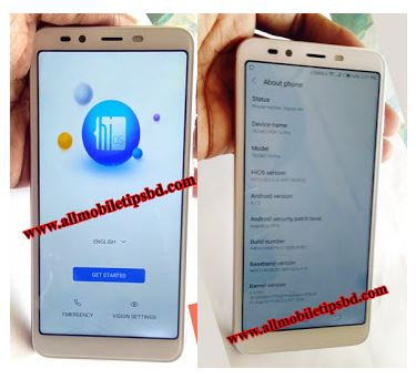 Tecno F4 Pro Flash File without password