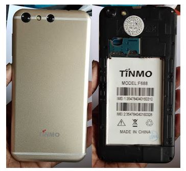 Tinmo F688 Flash File without password