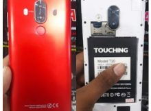 Touching T20 Flash File without password