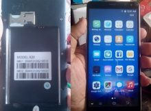 Vivo Clone X20 flash file without password