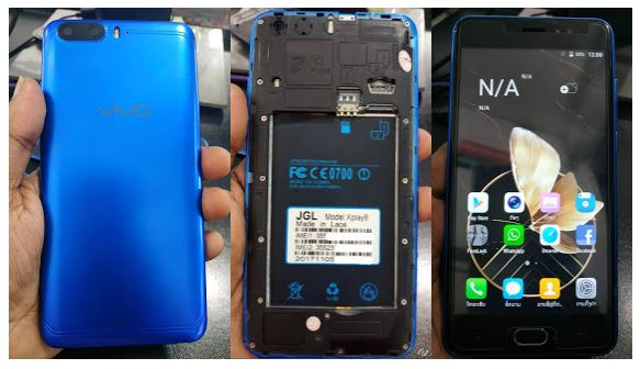Vivo Clone Xplay8 Flash File without password