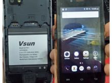 Vsun Alpha+ flash file without password