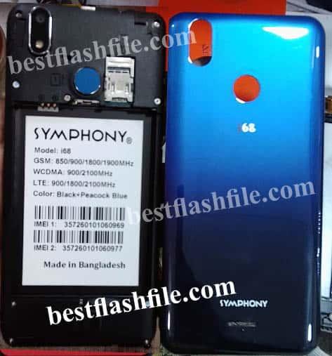 symphony-i68-flash-file firmware