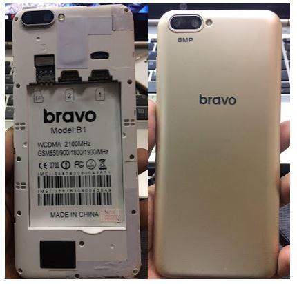 Bravo B1 Flash File 3