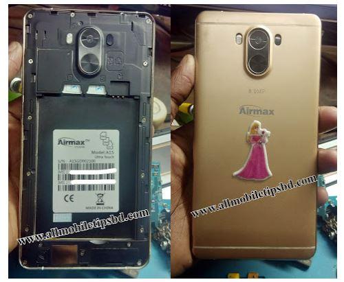 Arimax A15 Flash File 3