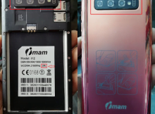 Imam i12 Flash File 6