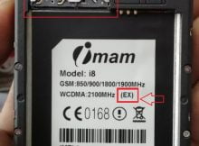 Imam i8 Flash File All Version 9