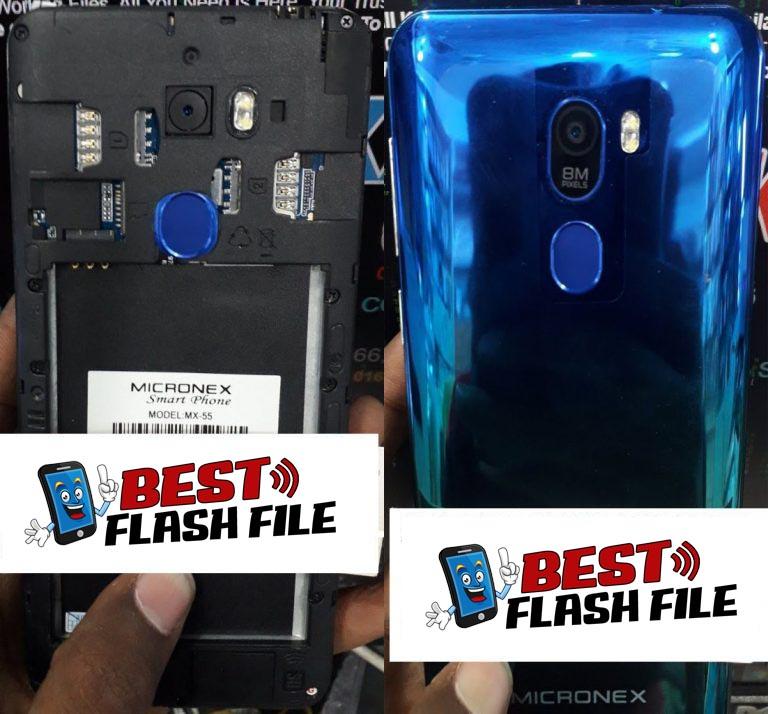 Micronex MX55 Flash File 5