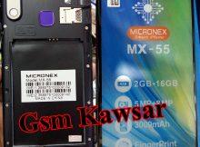 Micronex MX55 Flash File 1