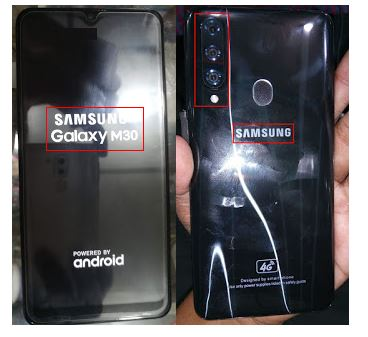 Samsung Clone M30 Flash File 9