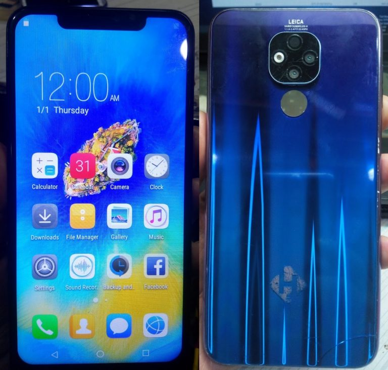 Huawei-Clone-Mate-20-X flash file