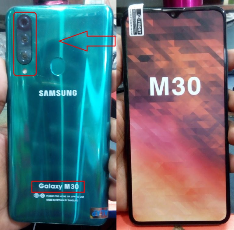 Samsung Clone M30 Flash File 7