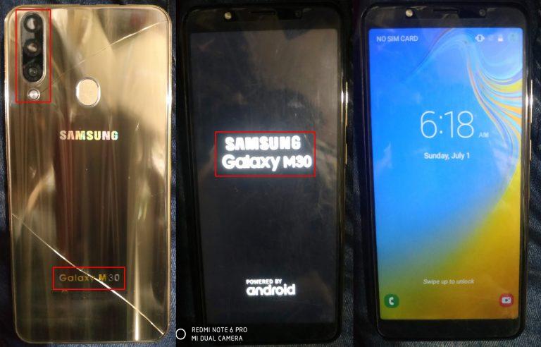 Samsung Clone M30 Flash File 8