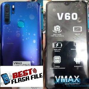 Vmax V60 flash file firmware