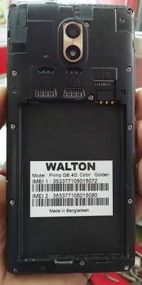 Walton Primo G8i Flash File 5