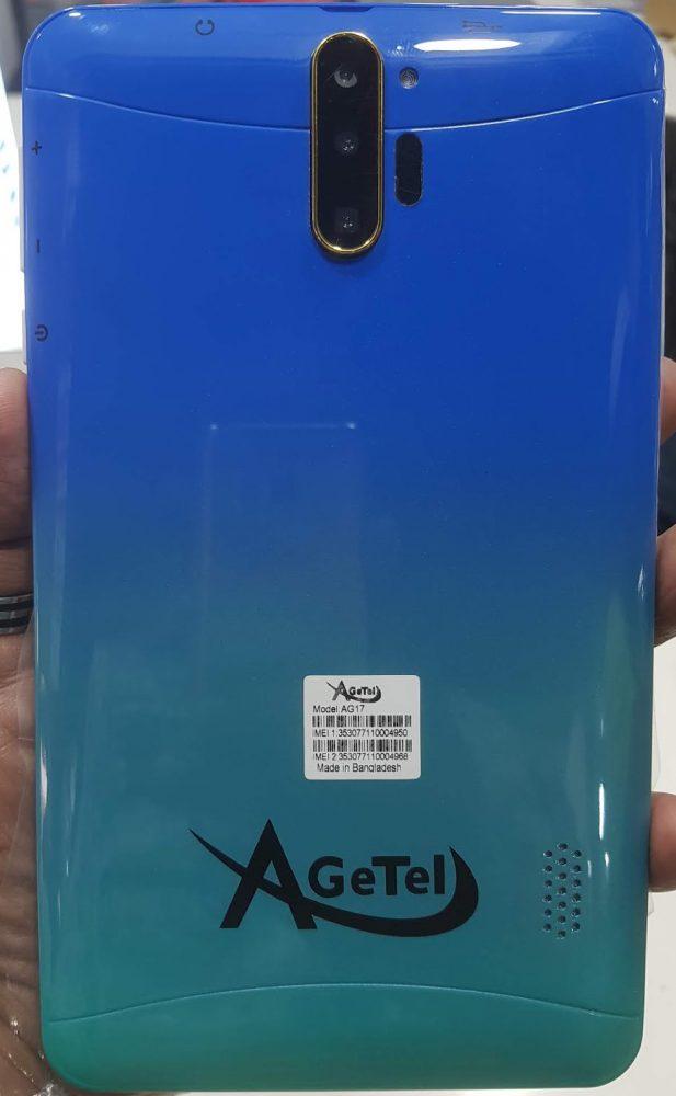 AgeTel AG17 flash file