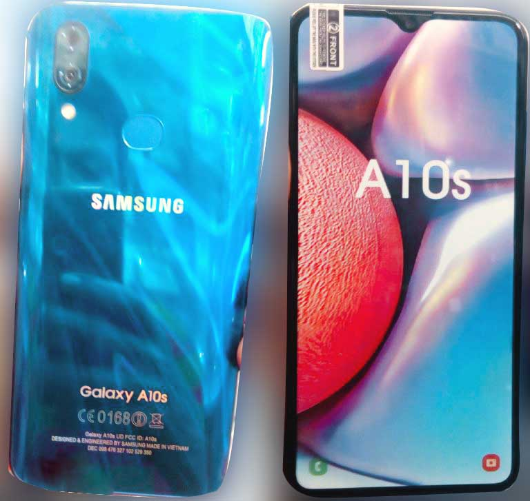 Samsung Clone A10s Flash File 5