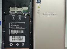 Lenovo Clone A700i Flash File 1