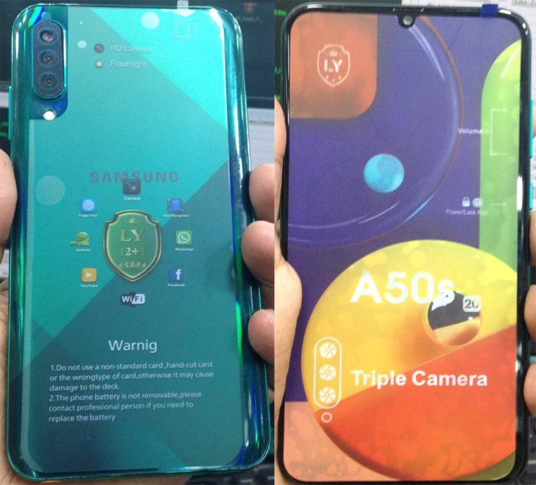 Samsung Clone A50s 20 Flash File 3