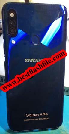 Samsung Clone A70s Flash File 3