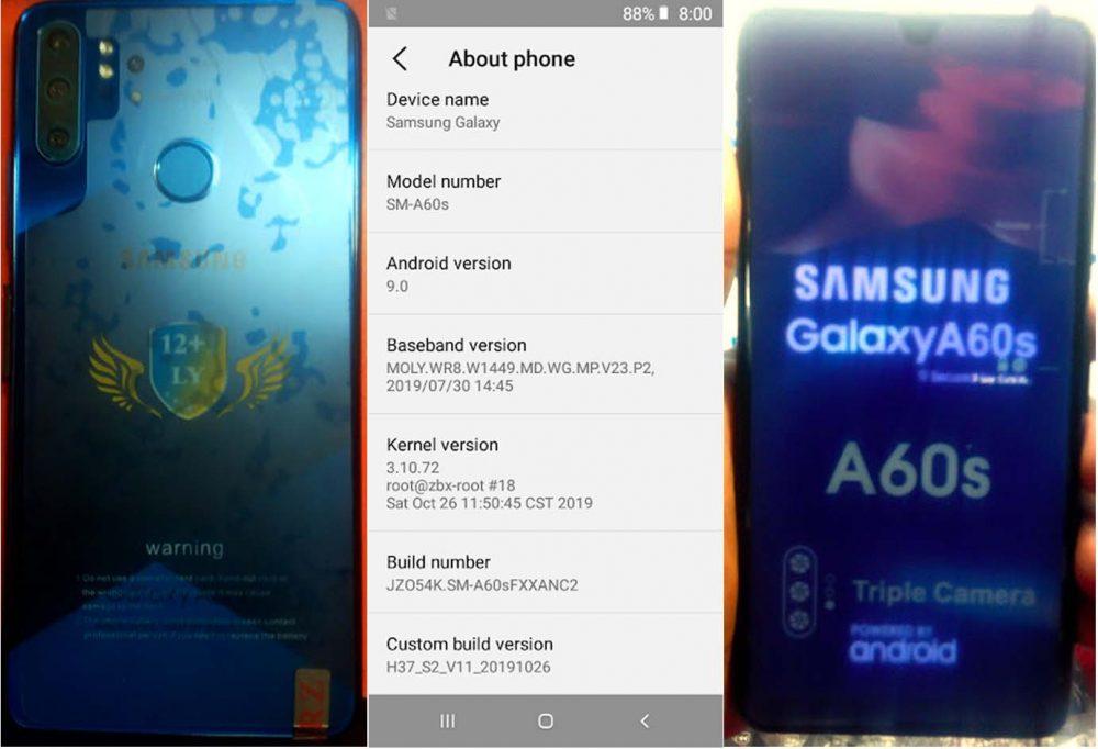 Samsung Clone A60s Flash File 3