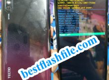 Tecno KC1 Flash File 15