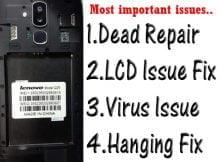 Lenovo Clone Q25 Flash File Tested Firmware