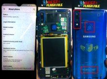 Samsung Clone A20 Flash File 12