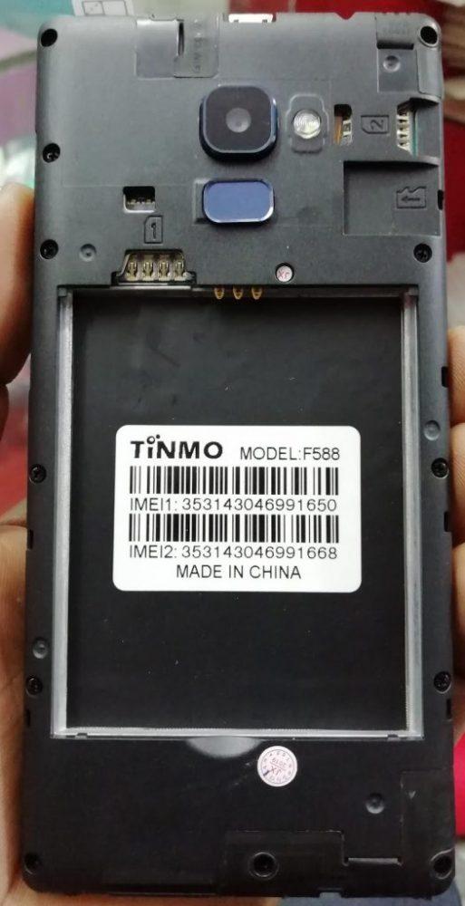 Tinmo F588 Flash File 3