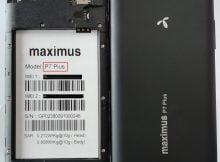 Maximus P7 Plus Flash File 1