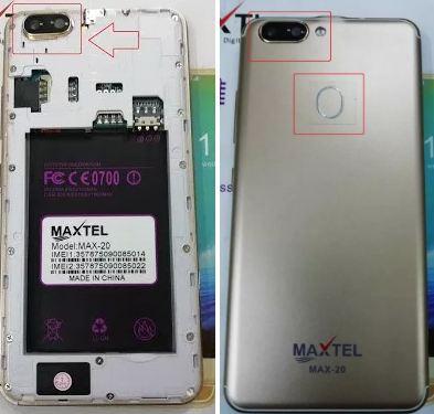 Maxtel Max-20 Flash File 3