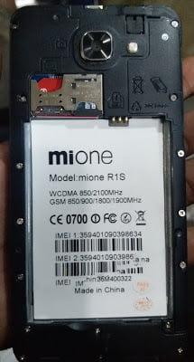 Mione R1s Flash File 3