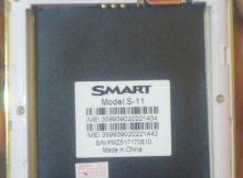 Smart S-11 Flash File 2