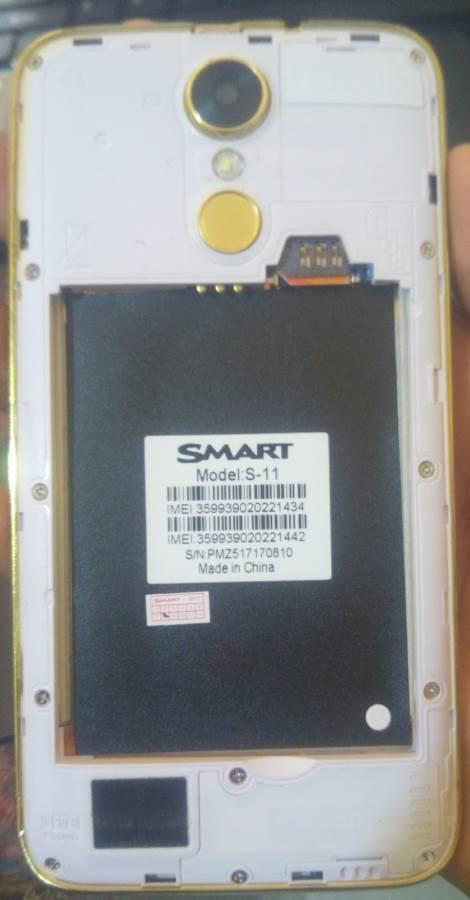Smart S-11 Flash File 1