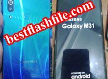 Samsung Clone M31 Flash File 4