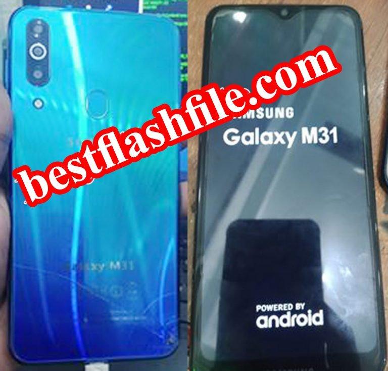 Samsung Clone M31 Flash File 3
