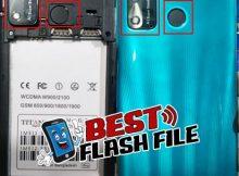 Titanic T-90 flash file and SP Flash Tool