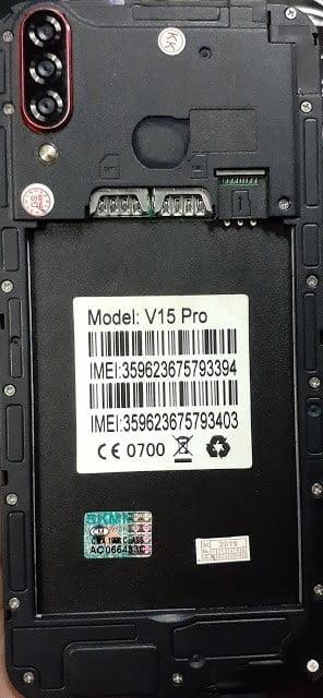 Vivo Clone V15 Pro Flash File 3