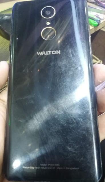 Walton Primo RX6 Frp reset File 40MB Frp lock File 3