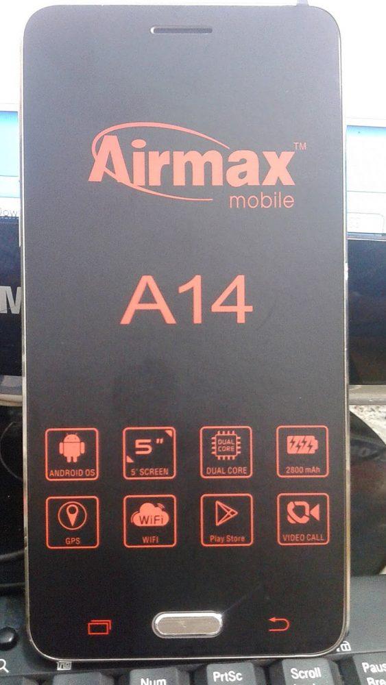 Airmax A14 Flash File 3