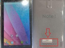 Discover Note 1 Tab Flash File 1