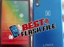 Lanix X240 Telcel Flash File 1